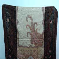 Embroidered Jamawar Shawl