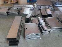 Sheet Metal Work Shearing And Bending Services
