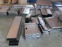 Sheet Metal Work Shearing And Bending Services