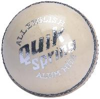 Bdm Quick-spring Leather Ball