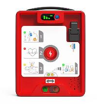 Heat Plus Resq Automated External Defibrillator (aed)