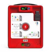 Heat Plus Resq Automated External Defibrillator (aed)