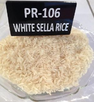 PR-106 White Sella Rice