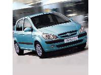 Used Hyundai Getz Prime Car