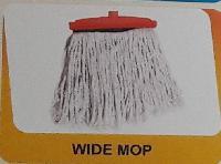 wide mop