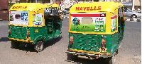 Auto Rickshaw Advertising Services