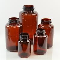 Amber PET Pharmaceutical Bottles