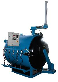 Electric Tyre Curing Chamber