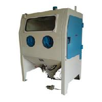 Abrasive Shot Blasting Machine