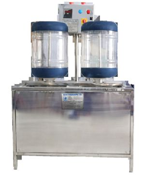Jar Washing Machine