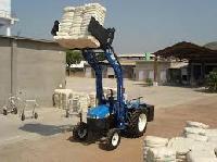 Tractor Attachment For Cotton Grabbing