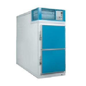 2 Body Mortuary Freezer