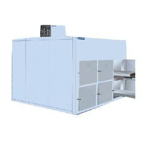 6 Body Mortuary Freezer