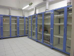 Chemical Storage Cold Room