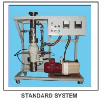 High Vacuum Diffusion Pumping System