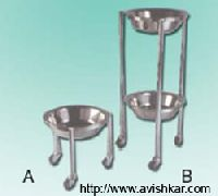 Kick Bucket & Bowl Stand Product Code: Avi-133 To Avi-134