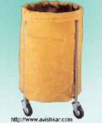 Avi-136 Soiled Linen Trolley