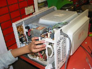 Microwave Oven Repair & Maintenance Services