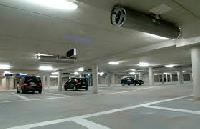 Car Park Jet Fan