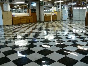 Modular Epoxy Floorings