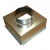 Plenum Box For Side And Top
