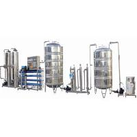 turnkey mineral water plant