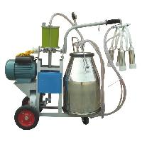 Portable Bucket Milking Machine