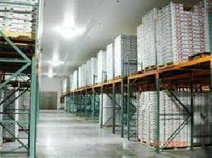 Refrigerated Cold Storage System