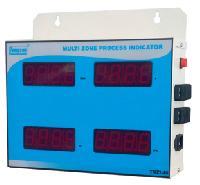 Digital Multi Zone Process Indicator