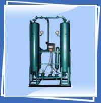 Heatless Compressed Air Dryers