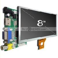 Touch Screen Vga Lcd Monitor
