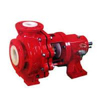 PVDF Lined Process Pump