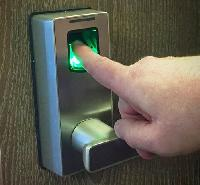 Finger Print Identification Door Lock