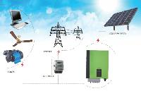 Grid connected Roof top Solar PV Systems