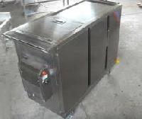 Stainless Steel Insulated Food Cart, Electric Heated