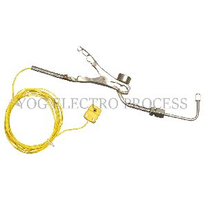 Thermocouple with Holding Clip