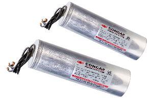 Concap Compact Round Capacitors