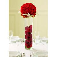 Roses Bundle-white Silk Artificial Flowers