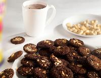 Bournville Cashew Cookies