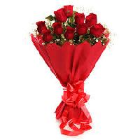 Bouquet Of 10red Roses