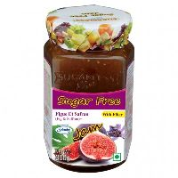 Fig And Saffron Sugar Free Jam
