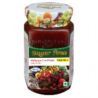Mix Fruit Sugar Free Jam