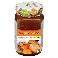 Orange Marmalade Sugar Free Jam