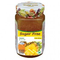 Pineapple Sugar Free Jam