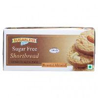 100 Gms Shortbread Roasted Almonds