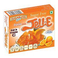 Sugar Free Orange Jelly