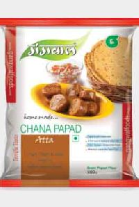 Chana Papad Atta