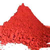 Mercuric Oxide Red