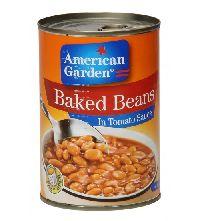 420gm American Garden Baked Beans