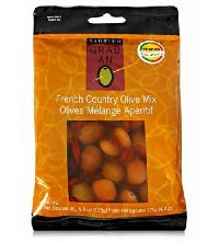 125gm Barnier French Country Olives Mix